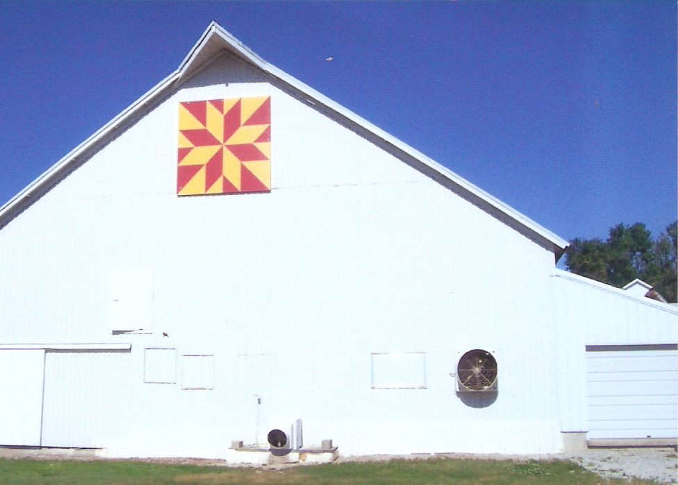Tama County Barn Quilts Tama County Iowa