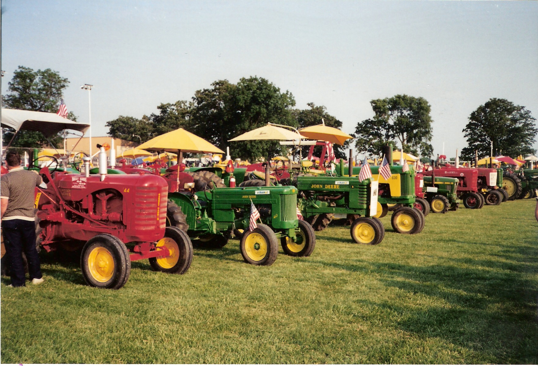 Dysart Old Iron Days | Tama County, Iowa